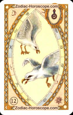 The birds, monthly Love and Health horoscope September Gemini