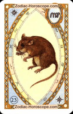 The mice, monthly Love and Health horoscope September Gemini